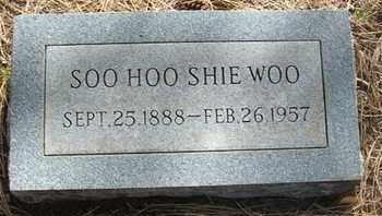 WOO, SOO HOO SHIE - Coconino County, Arizona | SOO HOO SHIE WOO - Arizona Gravestone Photos