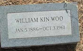 WOO, WILLIAM KIN - Coconino County, Arizona | WILLIAM KIN WOO - Arizona Gravestone Photos