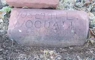 WOODALL, JOSEPH L. - Coconino County, Arizona | JOSEPH L. WOODALL - Arizona Gravestone Photos