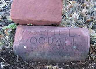 WOODALL, JOSEPH L. - Coconino County, Arizona   JOSEPH L. WOODALL - Arizona Gravestone Photos