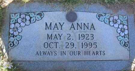 YARNELL, MAY ANNA - Coconino County, Arizona | MAY ANNA YARNELL - Arizona Gravestone Photos