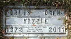 YAZZIE, ARLIS OWEN - Coconino County, Arizona   ARLIS OWEN YAZZIE - Arizona Gravestone Photos