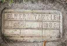 YAZZIE, ELVERA - Coconino County, Arizona | ELVERA YAZZIE - Arizona Gravestone Photos