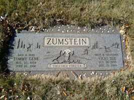 ZUMSTEIN, TOMMY GENE - Coconino County, Arizona | TOMMY GENE ZUMSTEIN - Arizona Gravestone Photos