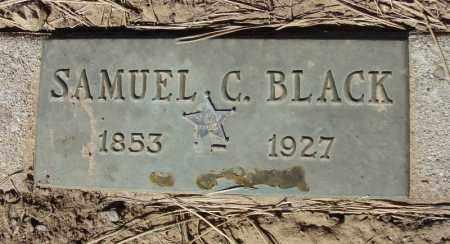BLACK, SAMUEL CRAFT - Coconino County, Arizona | SAMUEL CRAFT BLACK - Arizona Gravestone Photos