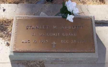 ABBOTT, STANLEY MARTIN - Gila County, Arizona | STANLEY MARTIN ABBOTT - Arizona Gravestone Photos