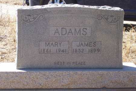 ADAMS, JAMES - Gila County, Arizona | JAMES ADAMS - Arizona Gravestone Photos