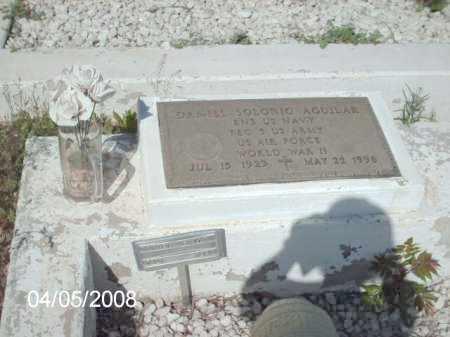 AGUILAR, DANIEL SOLORIO - Gila County, Arizona | DANIEL SOLORIO AGUILAR - Arizona Gravestone Photos