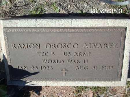 ALVAREZ, RAMON - Gila County, Arizona | RAMON ALVAREZ - Arizona Gravestone Photos