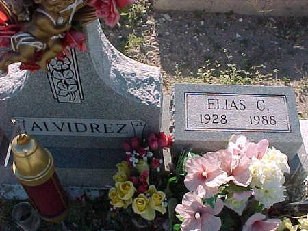ALVIDREZ, ELIAS  C. - Gila County, Arizona | ELIAS  C. ALVIDREZ - Arizona Gravestone Photos