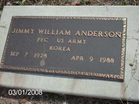 ANDERSON, JIMMY - Gila County, Arizona | JIMMY ANDERSON - Arizona Gravestone Photos