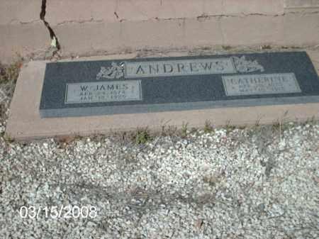 ANDREWS, JAMES - Gila County, Arizona   JAMES ANDREWS - Arizona Gravestone Photos