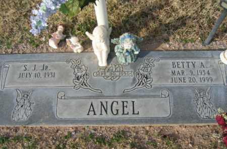 ANGEL, BETTY A. - Gila County, Arizona | BETTY A. ANGEL - Arizona Gravestone Photos