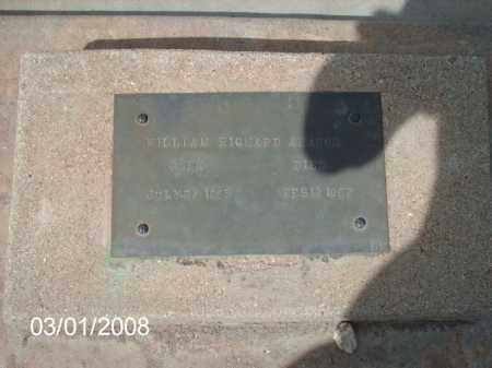 ARAGON, WILLIAM - Gila County, Arizona   WILLIAM ARAGON - Arizona Gravestone Photos