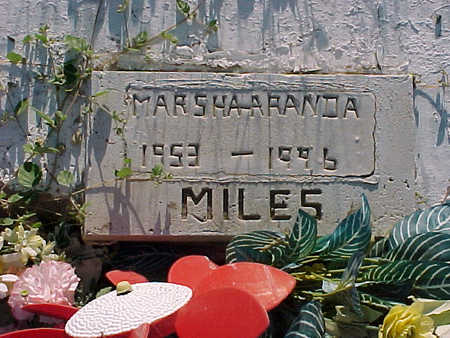 ARANDA, MARSHA ANN - Gila County, Arizona | MARSHA ANN ARANDA - Arizona Gravestone Photos