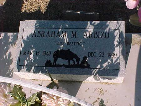 ARBIZO, ABRAHAM  M. - Gila County, Arizona | ABRAHAM  M. ARBIZO - Arizona Gravestone Photos