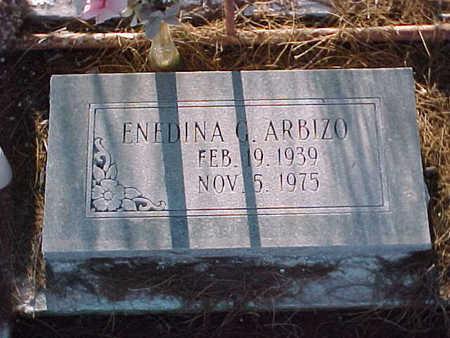 ARBIZO, ENEDINA  G. - Gila County, Arizona | ENEDINA  G. ARBIZO - Arizona Gravestone Photos