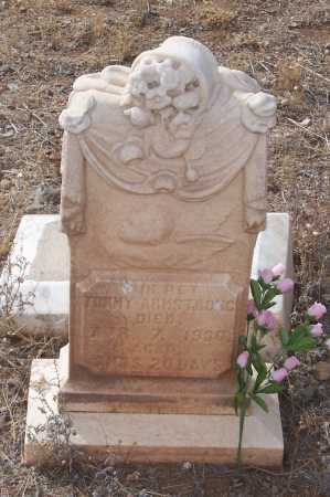 ARMSTRONG, TOMMY - Gila County, Arizona | TOMMY ARMSTRONG - Arizona Gravestone Photos