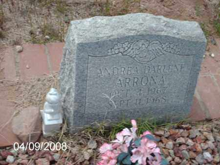 ARRONA, ANDREA - Gila County, Arizona   ANDREA ARRONA - Arizona Gravestone Photos