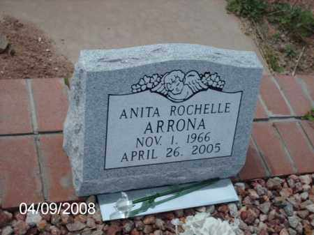 ARRONA, ANITA - Gila County, Arizona | ANITA ARRONA - Arizona Gravestone Photos