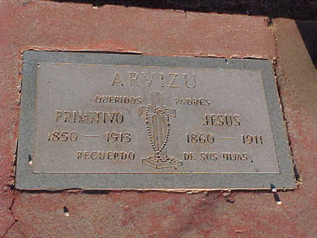 ARVIZU, PRIMTIVO - Gila County, Arizona | PRIMTIVO ARVIZU - Arizona Gravestone Photos