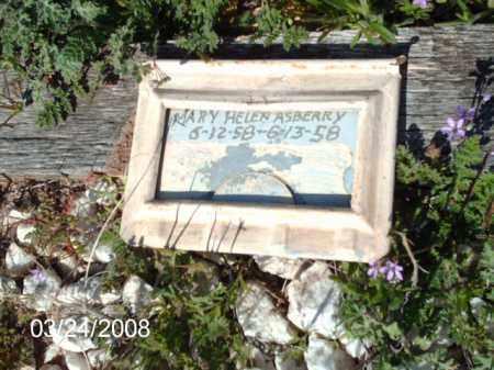 ASBERRY, MARY - Gila County, Arizona   MARY ASBERRY - Arizona Gravestone Photos