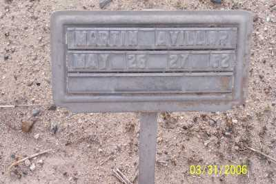 AVILLAR, MARTIN - Gila County, Arizona | MARTIN AVILLAR - Arizona Gravestone Photos