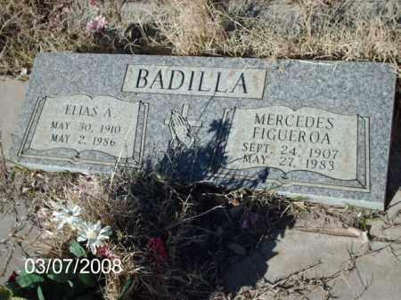 BADILLA, ELIAS - Gila County, Arizona | ELIAS BADILLA - Arizona Gravestone Photos