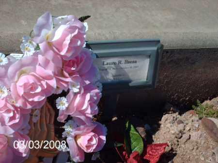 BAEZA, LAURO - Gila County, Arizona | LAURO BAEZA - Arizona Gravestone Photos