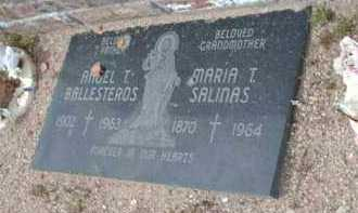 BALLESTEROS, ANGEL - Gila County, Arizona | ANGEL BALLESTEROS - Arizona Gravestone Photos