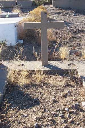 BARAZA, MANUEL - Gila County, Arizona | MANUEL BARAZA - Arizona Gravestone Photos
