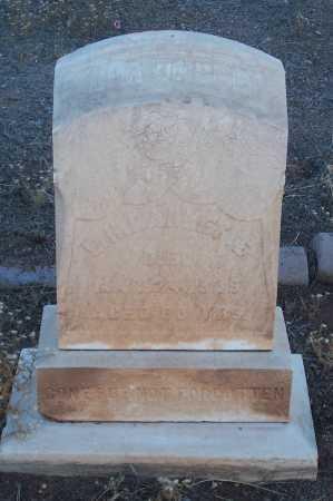 BARNETT, E.H. - Gila County, Arizona   E.H. BARNETT - Arizona Gravestone Photos