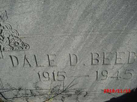 BEED, DALE - Gila County, Arizona | DALE BEED - Arizona Gravestone Photos
