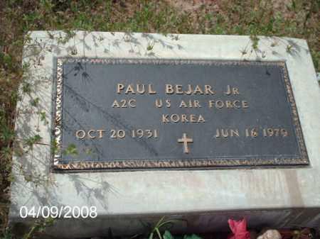 BEJAR, PAUL - Gila County, Arizona | PAUL BEJAR - Arizona Gravestone Photos