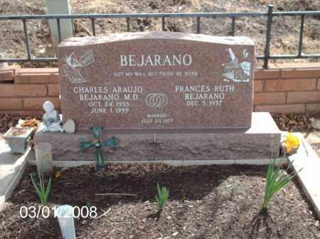 BEJARANO, FRANCES RUTH - Gila County, Arizona   FRANCES RUTH BEJARANO - Arizona Gravestone Photos