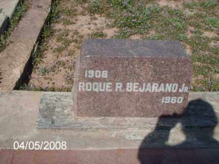 BEJARANO, ROQUE R., JR. - Gila County, Arizona | ROQUE R., JR. BEJARANO - Arizona Gravestone Photos