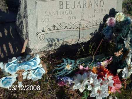 BEJARANO, SANTIAGO - Gila County, Arizona | SANTIAGO BEJARANO - Arizona Gravestone Photos