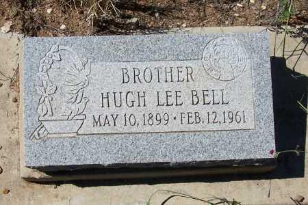 BELL, HUGH LEE - Gila County, Arizona | HUGH LEE BELL - Arizona Gravestone Photos