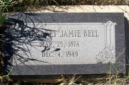 BELL, MARGARET JAMIE - Gila County, Arizona | MARGARET JAMIE BELL - Arizona Gravestone Photos