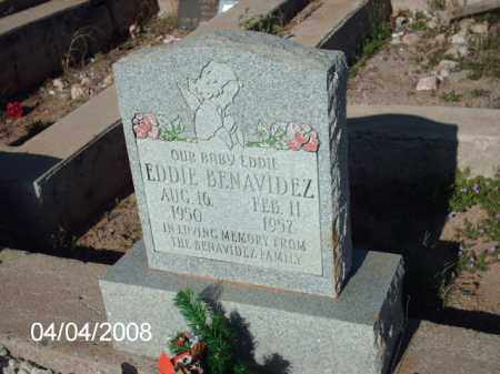 BENAVIDEZ, EDDIE - Gila County, Arizona | EDDIE BENAVIDEZ - Arizona Gravestone Photos