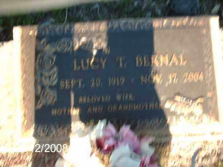 BERNAL, LUCY - Gila County, Arizona   LUCY BERNAL - Arizona Gravestone Photos