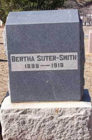 BERTHA, SUTER-SMITH - Gila County, Arizona | SUTER-SMITH BERTHA - Arizona Gravestone Photos