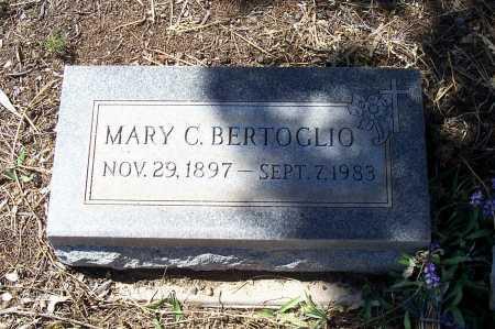 BERTOGLIO, MARY C. - Gila County, Arizona | MARY C. BERTOGLIO - Arizona Gravestone Photos