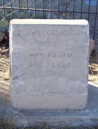 BIGGLEBEN, F.A. - Gila County, Arizona   F.A. BIGGLEBEN - Arizona Gravestone Photos