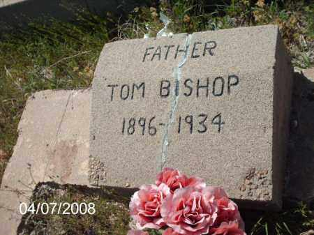 BISHOP, TOM - Gila County, Arizona | TOM BISHOP - Arizona Gravestone Photos