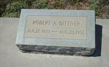 BITTNER, ROBERT A. - Gila County, Arizona | ROBERT A. BITTNER - Arizona Gravestone Photos