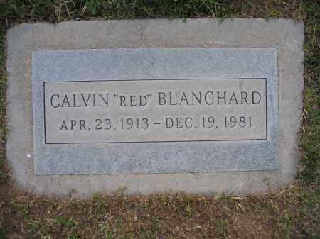 BLANCHARD, CALVIN - Gila County, Arizona | CALVIN BLANCHARD - Arizona Gravestone Photos