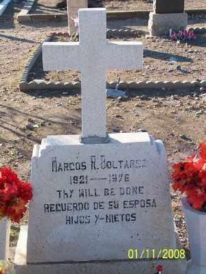 BOLTAREZ, MARCOS R. - Gila County, Arizona | MARCOS R. BOLTAREZ - Arizona Gravestone Photos