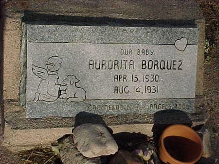 BORQUEZ, AURORITA - Gila County, Arizona | AURORITA BORQUEZ - Arizona Gravestone Photos