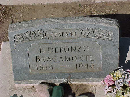 BRACAMONTE, ILDEFONZO - Gila County, Arizona   ILDEFONZO BRACAMONTE - Arizona Gravestone Photos